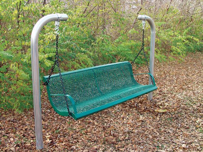 Free Standing Patio Swing Plans DIY Free Download